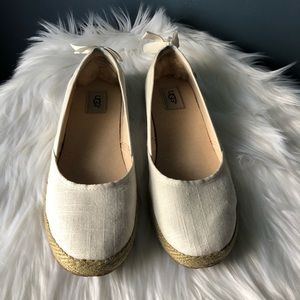 Authentic UGG flats!